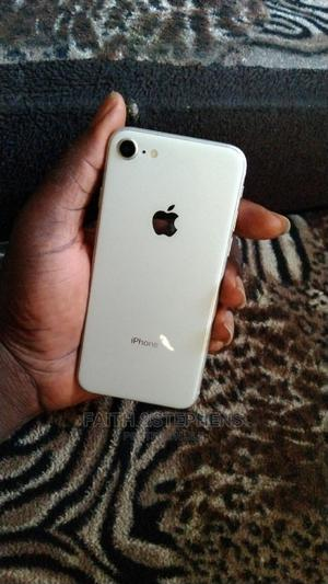 Apple iPhone 8 64 GB White   Mobile Phones for sale in Lagos State, Ikorodu