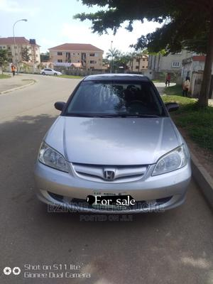 Honda Civic 2004 Silver | Cars for sale in Abuja (FCT) State, Apo District