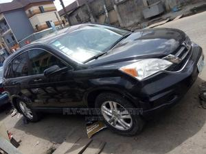 Honda CR-V 2010 EX 4dr SUV (2.4L 4cyl 5A) Black | Cars for sale in Lagos State, Surulere