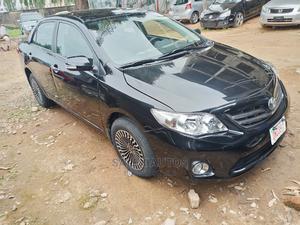 Toyota Corolla 2010 Black | Cars for sale in Kaduna State, Kaduna / Kaduna State