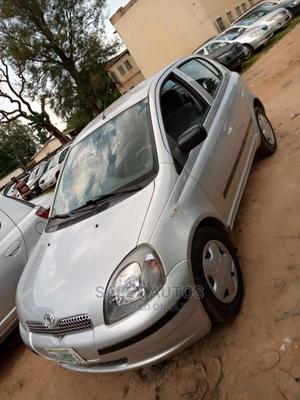 Toyota Yaris 2004 Verso 1.3 C Silver | Cars for sale in Kaduna State, Kaduna / Kaduna State
