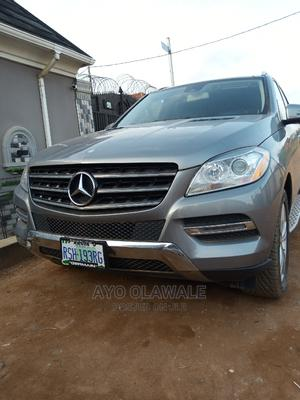 Mercedes-Benz M Class 2015 Gray | Cars for sale in Lagos State, Ipaja