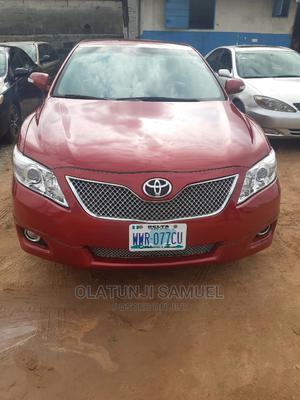 Toyota Camry 2010 Red | Cars for sale in Delta State, Warri