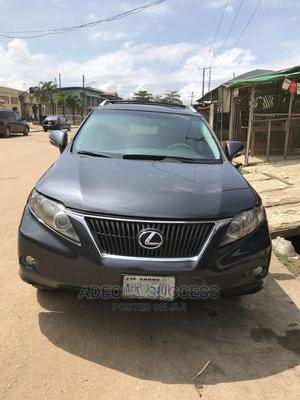 Lexus RX 2011 Gray | Cars for sale in Lagos State, Ipaja