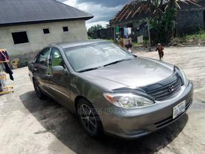 Toyota Camry 2004 Gray | Cars for sale in Delta State, Ugheli