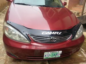 Toyota Camry 2004 Red | Cars for sale in Lagos State, Ikorodu