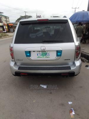 Honda Pilot 2006 Silver | Cars for sale in Lagos State, Ajah