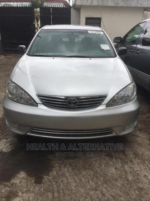 Toyota Camry 2006 Silver | Cars for sale in Lagos State, Ojodu