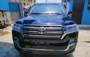 Toyota Land Cruiser 2014 4.5 V8 VXR Black | Cars for sale in Lagos State, Lekki