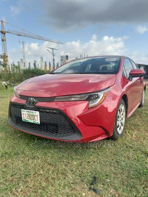 Toyota Corolla 2019 LE Eco (1.8L 4cyl 2A) Red | Cars for sale in Abuja (FCT) State, Jahi