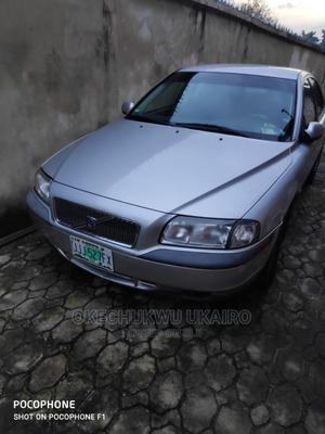 Volvo S80 2007 Silver | Cars for sale in Abia State, Aba North
