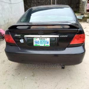 Toyota Camry 2004 Black | Cars for sale in Rivers State, Port-Harcourt