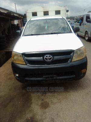 Toyota Hilux 2007 White | Cars for sale in Abia State, Umuahia