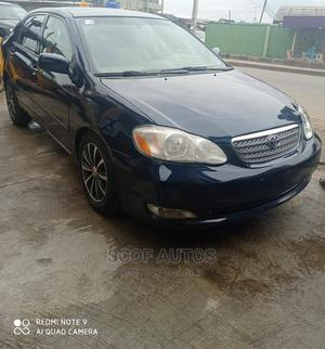 Toyota Corolla 2007 LE Blue | Cars for sale in Rivers State, Port-Harcourt