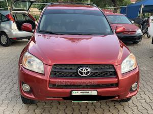 Toyota RAV4 2010 2.5 Limited 4x4 Red | Cars for sale in Abuja (FCT) State, Central Business District