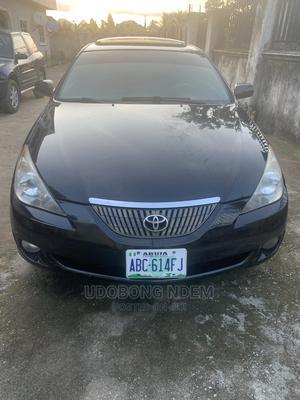 Toyota Solara 2005 Black | Cars for sale in Akwa Ibom State, Uyo