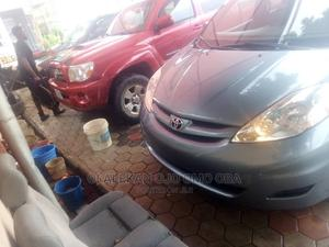 Toyota Sienna 2007 LE 4WD Blue | Cars for sale in Oyo State, Oluyole