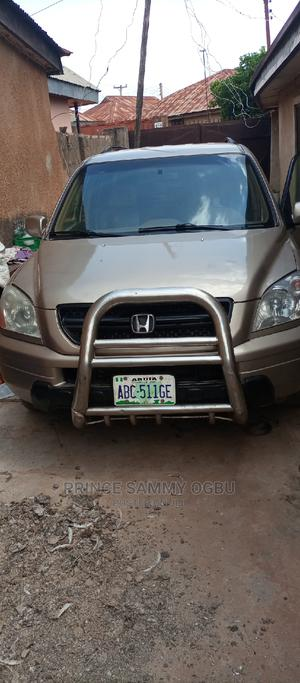 Honda Pilot 2005 EX 4x4 (3.5L 6cyl 5A) Gold | Cars for sale in Kaduna State, Kaduna / Kaduna State