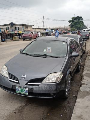 Nissan Primera 2003 Break Gray | Cars for sale in Lagos State, Amuwo-Odofin