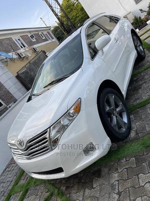 Toyota Venza 2010 V6 AWD White | Cars for sale in Lagos State, Lekki
