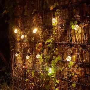 Christmas Party Bar Patio String LED Bulb Decorative Light   Home Accessories for sale in Lagos State, Lekki