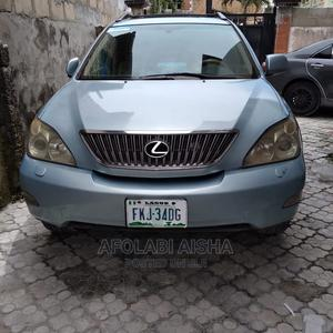 Lexus RX 2007 350 Blue | Cars for sale in Lagos State, Lekki