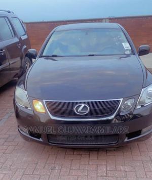 Lexus GS 2005 Black | Cars for sale in Lagos State, Ikorodu