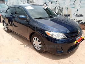 Toyota Corolla 2012 Blue | Cars for sale in Lagos State, Amuwo-Odofin
