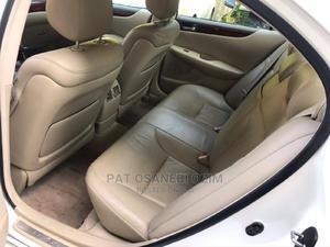 Lexus ES 2004 330 Sedan White | Cars for sale in Lagos State, Surulere