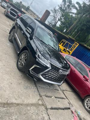 Lexus LX 2015 Black | Cars for sale in Lagos State, Lekki