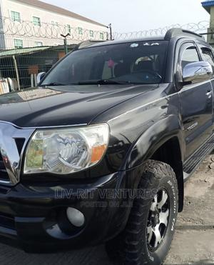 Toyota Tacoma 2006 Black | Cars for sale in Lagos State, Ajah
