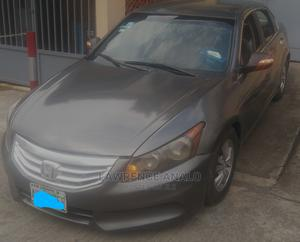 Honda Accord 2010 Sedan LX Automatic Gray | Cars for sale in Lagos State, Maryland