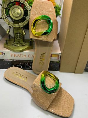 Quality Zara Slippers Available for Sales   Shoes for sale in Lagos State, Lagos Island (Eko)