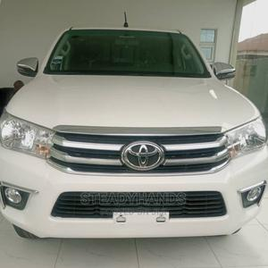 Toyota Hilux 2018 SR 4x4 White | Cars for sale in Lagos State, Lekki