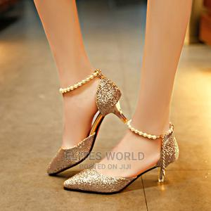 Sexy Temperament Net Red Wedding Shoe   Shoes for sale in Lagos State, Ikoyi