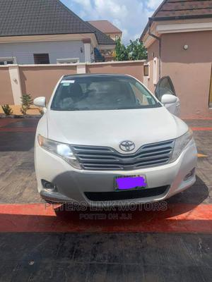 Toyota Venza 2011 V6 White   Cars for sale in Delta State, Oshimili South