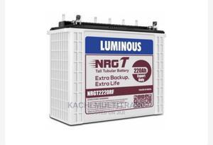 Luminous 220AH Tubular Batteries | Solar Energy for sale in Anambra State, Onitsha