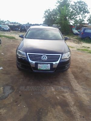 Volkswagen Passat 2010 Black | Cars for sale in Abuja (FCT) State, Lokogoma