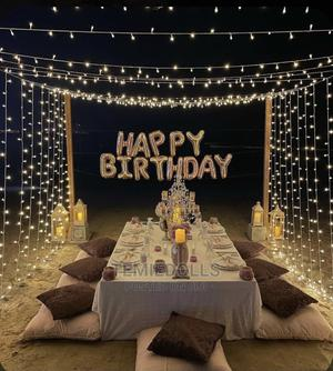 Christmas Party Bar Event String LED Light Decoration   Home Accessories for sale in Lagos State, Lekki