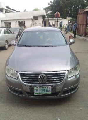 Volkswagen Passat 2008 2.0 TFSi Comfortline Gray | Cars for sale in Lagos State, Ogudu