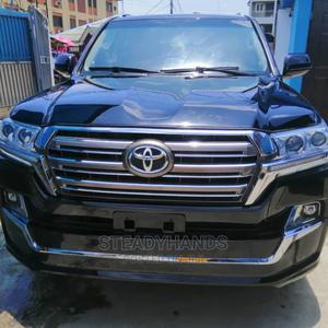 Toyota Land Cruiser 2020 4.5 V8 GXR Black | Cars for sale in Lagos State, Ajah