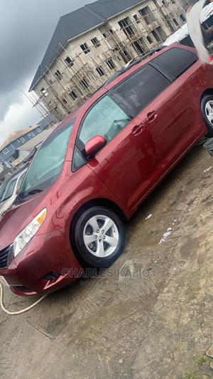 Toyota Sienna 2011 XLE 7 Passenger Red | Cars for sale in Rivers State, Obio-Akpor