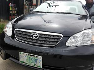 Toyota Corolla 2006 Black | Cars for sale in Rivers State, Port-Harcourt