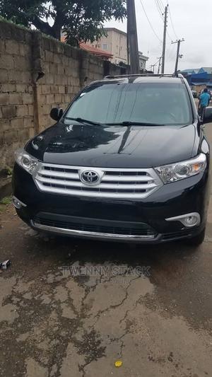 Toyota Highlander 2011 Limited Black | Cars for sale in Lagos State, Ikeja