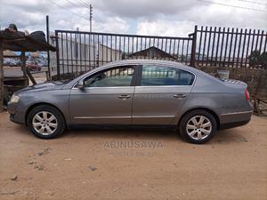 Volkswagen Passat 2007 2.0T Gray | Cars for sale in Oyo State, Ibadan