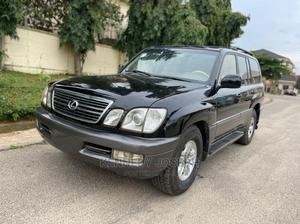 Lexus GX 2003 470 Black | Cars for sale in Abuja (FCT) State, Gwarinpa