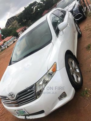 Toyota Venza 2012 V6 AWD White | Cars for sale in Abuja (FCT) State, Gwarinpa