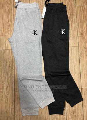 Calvin Klein Joggers Original | Clothing for sale in Lagos State, Surulere
