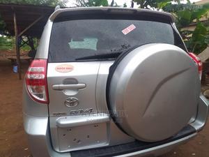 Toyota RAV4 2010 2.5 Sport 4x4 Silver   Cars for sale in Lagos State, Agbara-Igbesan