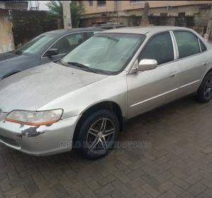 Honda Accord 2000 Silver | Cars for sale in Lagos State, Ogudu